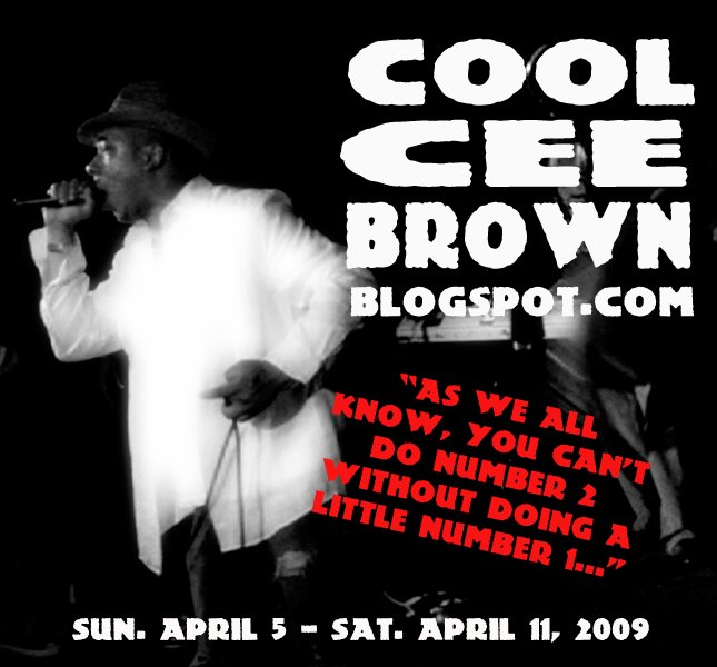 Cool Cee Brown On...