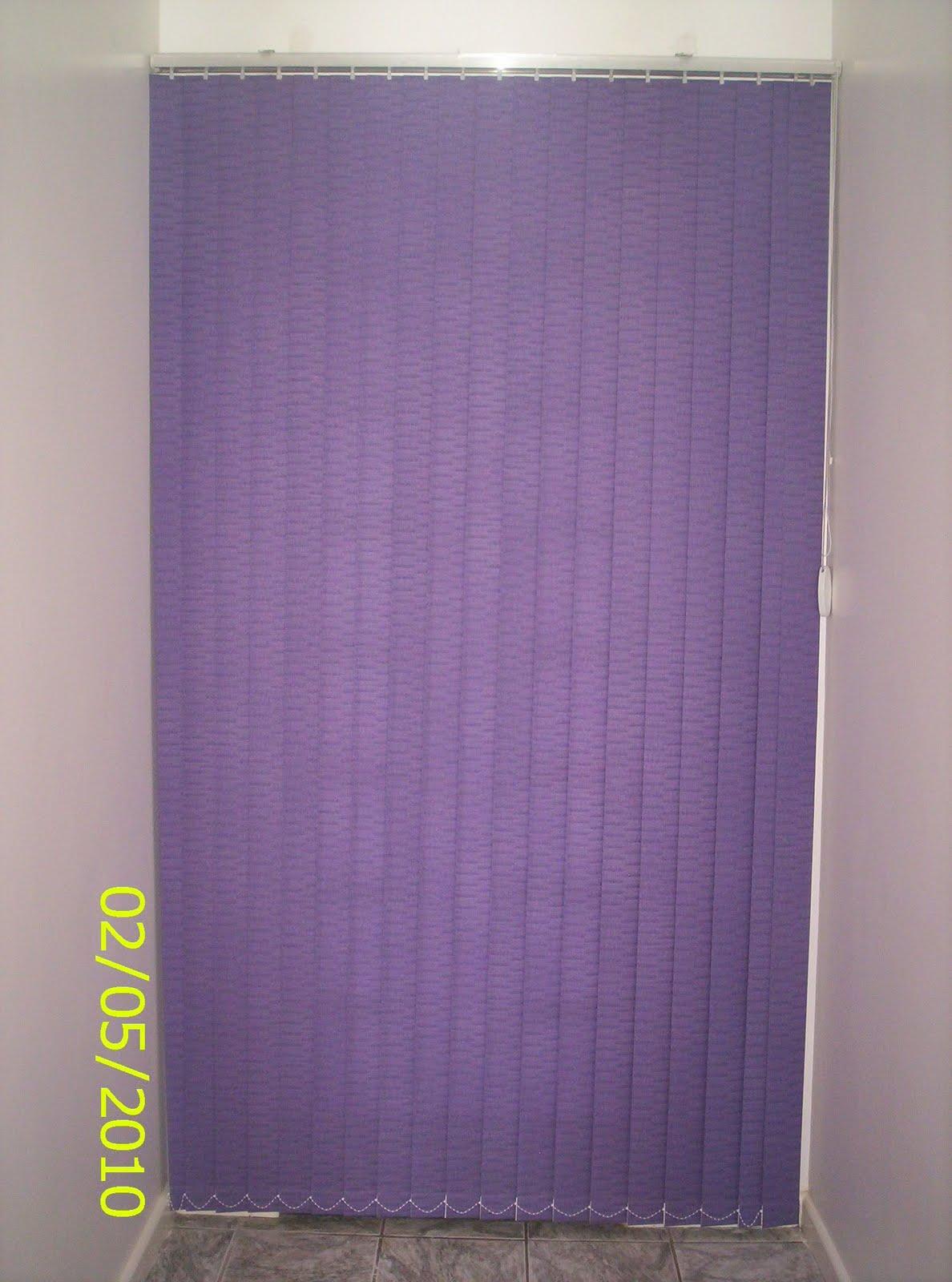 #A4B219 Persiana Vertical de Tecido PVC e Persiana Horizontal de Alumínio 4408 Janela Aluminio Maxiar