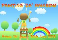 Painting Da' Rainbow