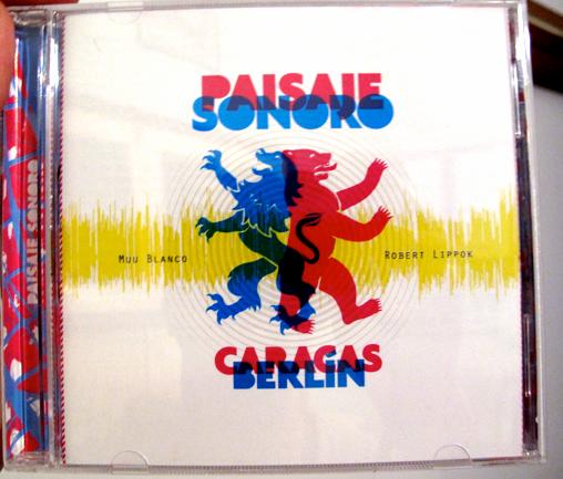 CD Paisaje Sonoro Ccs-Brln   Portada