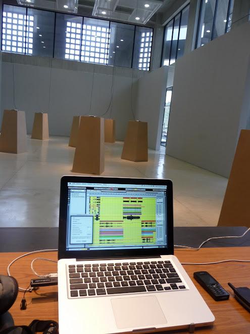 instalacion paisaje sonoro