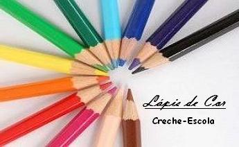 Lápis de Cor Creche-Escola