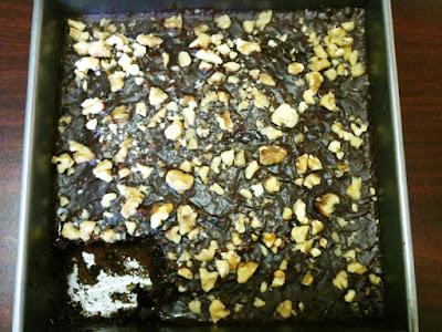 Wicky Wacky Chocolate Cake