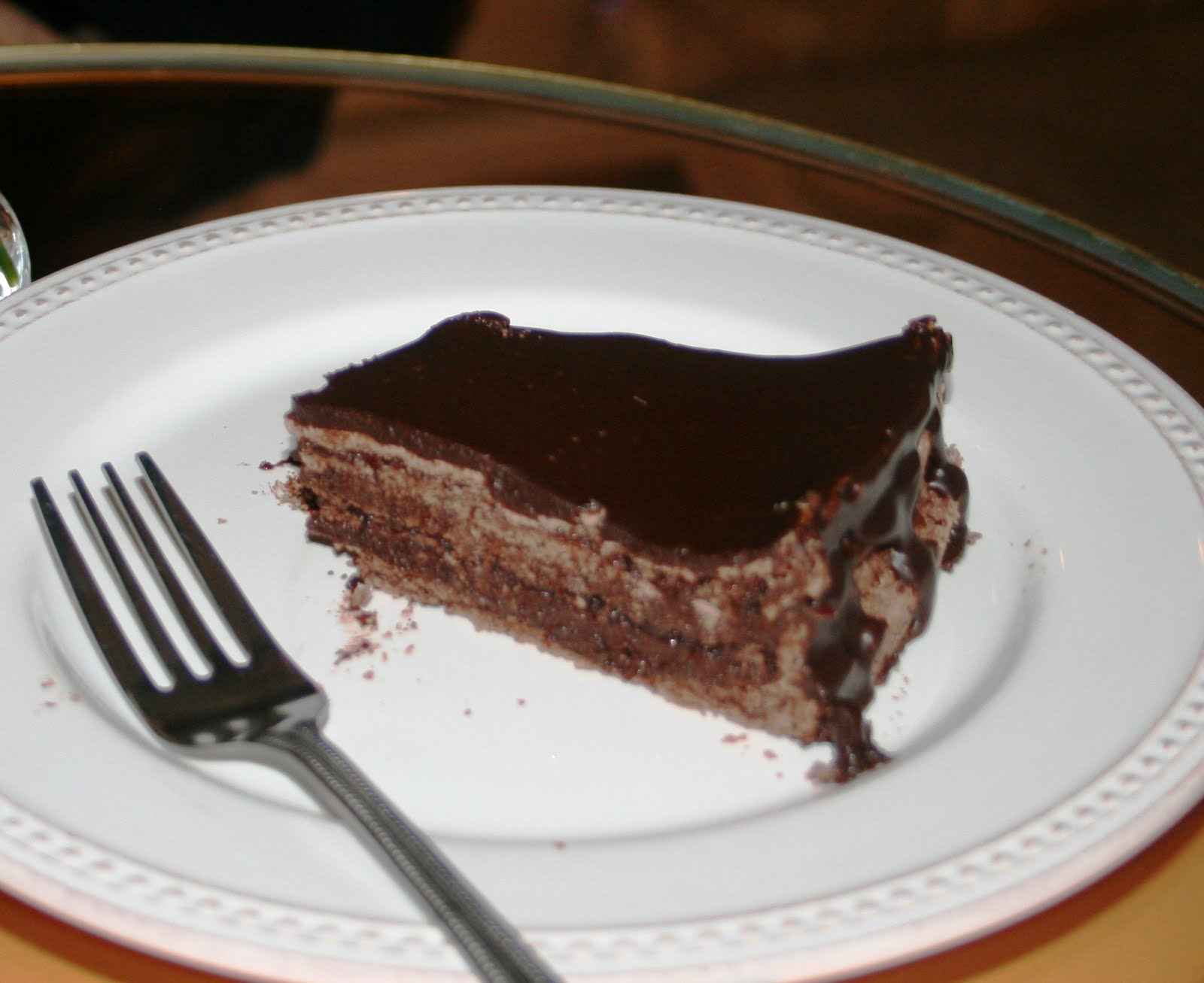 A Cake Bakes in Brooklyn: The Best Chocolate Cake in the World?