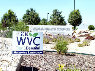 USANA Picks Up West Valley City's Clean and Beautiful Award