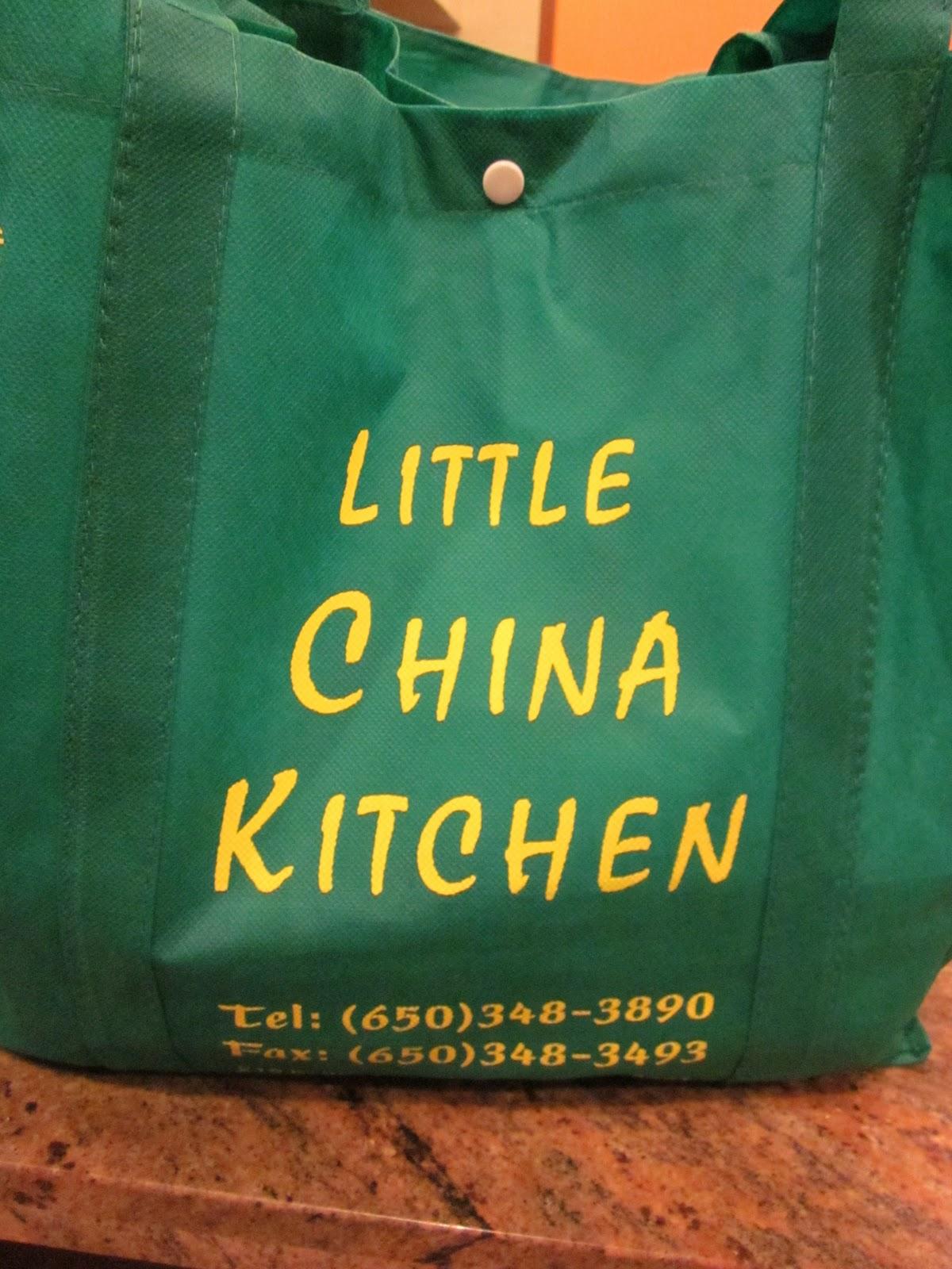 San Jose Food Blog: Little China Kitchen - San Mateo
