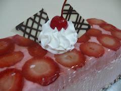 La selección de la fruta es de vital importancia a la hora de la decoracion en pastelería