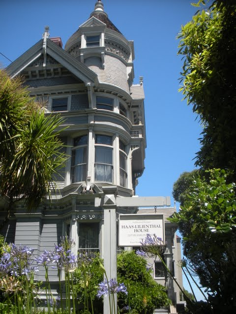 Take a tour of the haas lilienthal house in san francisco for San francisco mansion tour