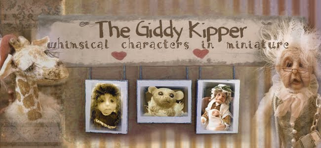 Giddy kipper dolls
