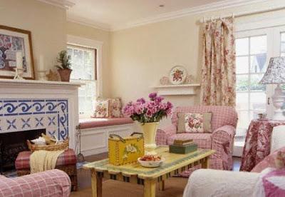 Apple pie and shabby style voglia di cottage - Cottage inglesi interni ...