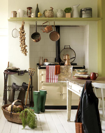 Apple pie and shabby style la mia casa ideale country chic - Casa country style ...