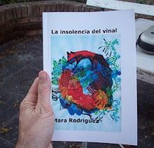 """Ya salió """"La insolencia del vinal"""""""