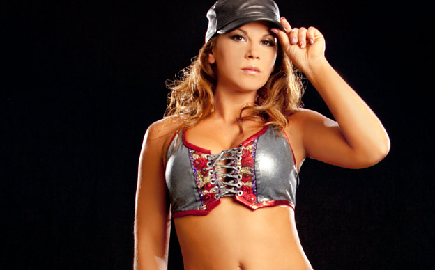divas mickie james. ex-WWE Diva Mickie James.