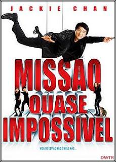 Filme Poster Missão Quase Impossivel DVDRip XviD Dual Audio