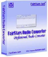 Fairstars Audio Converter v1.86