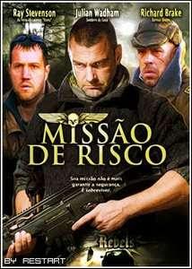 Filme Poster Missão de Risco
