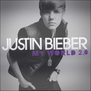 Justin Bieber World on Justin Bieber My World 2 0