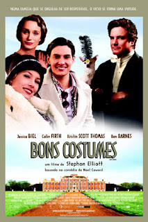 Filme Poster Bons Costumes DVDRip Dual Audio