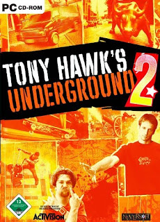 Tony Hawks Underground 2 PC Game Rip