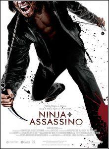 Filme Poster Ninja Assassino DVDRip XviD Dual Audio