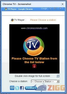 Google Chrome TV Online – Mais de 3000 Canais