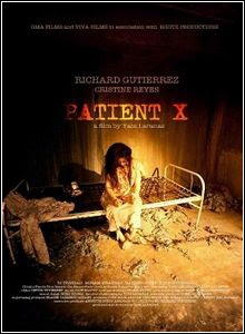 Paciente X - DVDRip Legendado