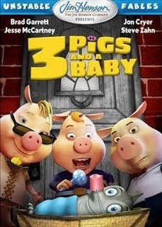 3 Porquinhos e Um Bebê (Dual Áudio - DVDRip)