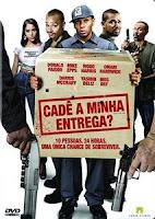 Cadê a Minha Entrega Dublado DVDRip X264