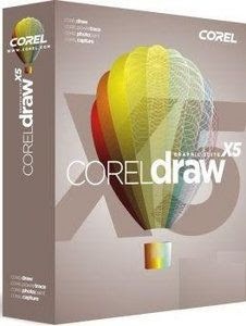 CorelDraw Graphics Suite X5 Beta 3 2009