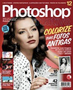 Revista Photoshop Creative Brasil - Ed. Nº12 - Novembro de 2009