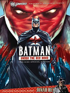 Filmes RMVB batman Batman Under The Red Hood DVDRip H264 Legendado