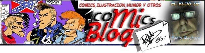 Mi comics BLOG