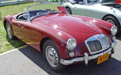 Mg-Classic-Cars