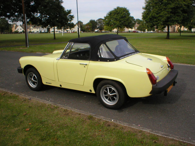 January Archived automobile mg midget incident