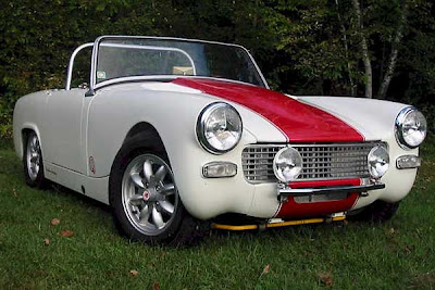 Austin-Healey Cars Models Austin-Healey Sprite