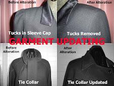 Garment Updating