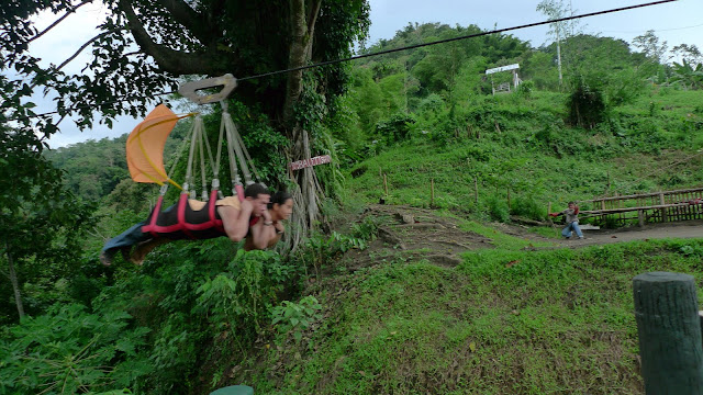 Lake Sebu, Philippines, Zipline Adventure