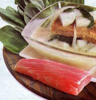 sup ikan tuna