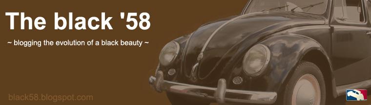 The black '58