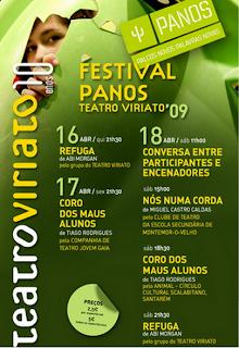 Festival PANOS Teatro Viriato