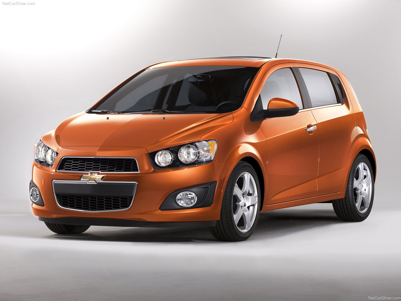 Chevrolet Sonic X Wallpaper