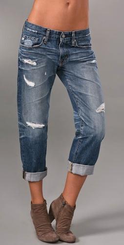 Princess Sassy's Blog: Bring Back Your Boyfriend Jeans!