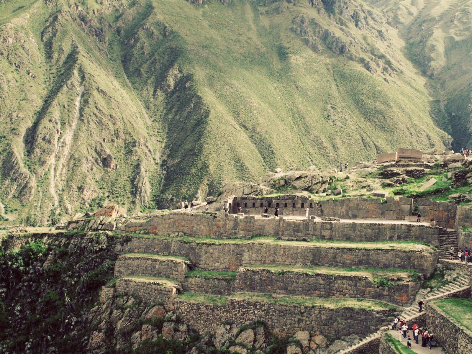 Peru - Page 5 Ollyanta+Ruins+1+Smaller