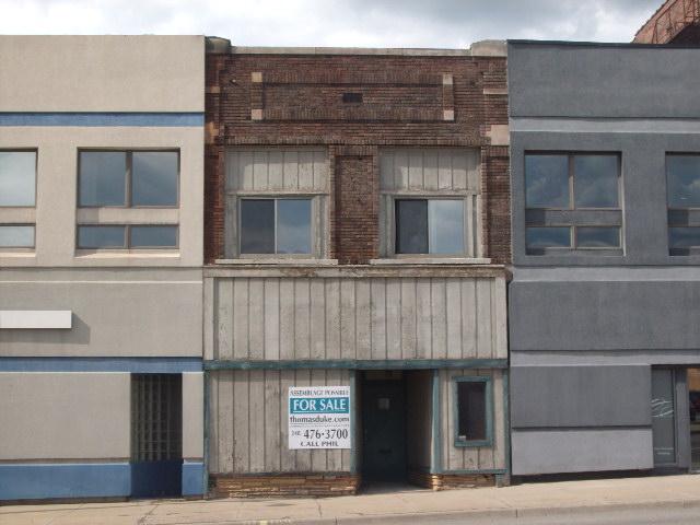 24 W Huron, Pontiac, MI