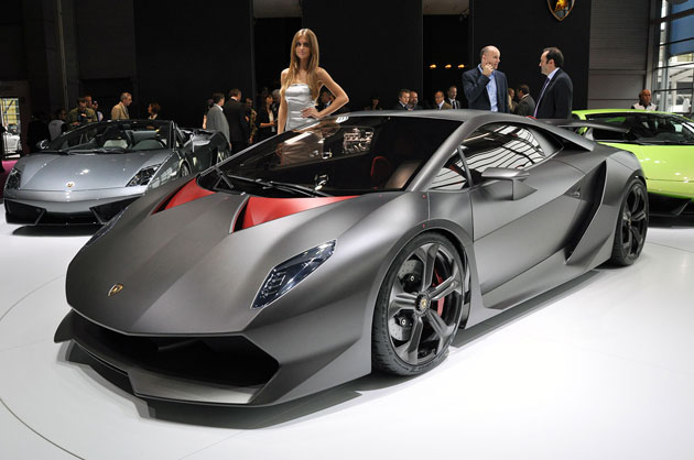 The Lamborgini Estoque has surprised the exotic car world when it let loose it\u0027s $230000 four-door sports car. Some onlookers at the 2008 Paris Auto show ... & Exotic New Car: Behold the 4-Door Lamborghini Sports Car From the ...