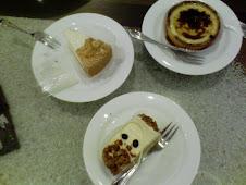 萬里亞尼克果子工房蛋糕三點