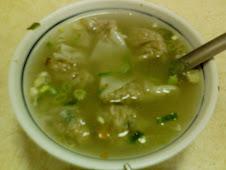 阿明烏醋乾麵e美味餛飩湯