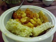 銀翼鍋粑蝦仁