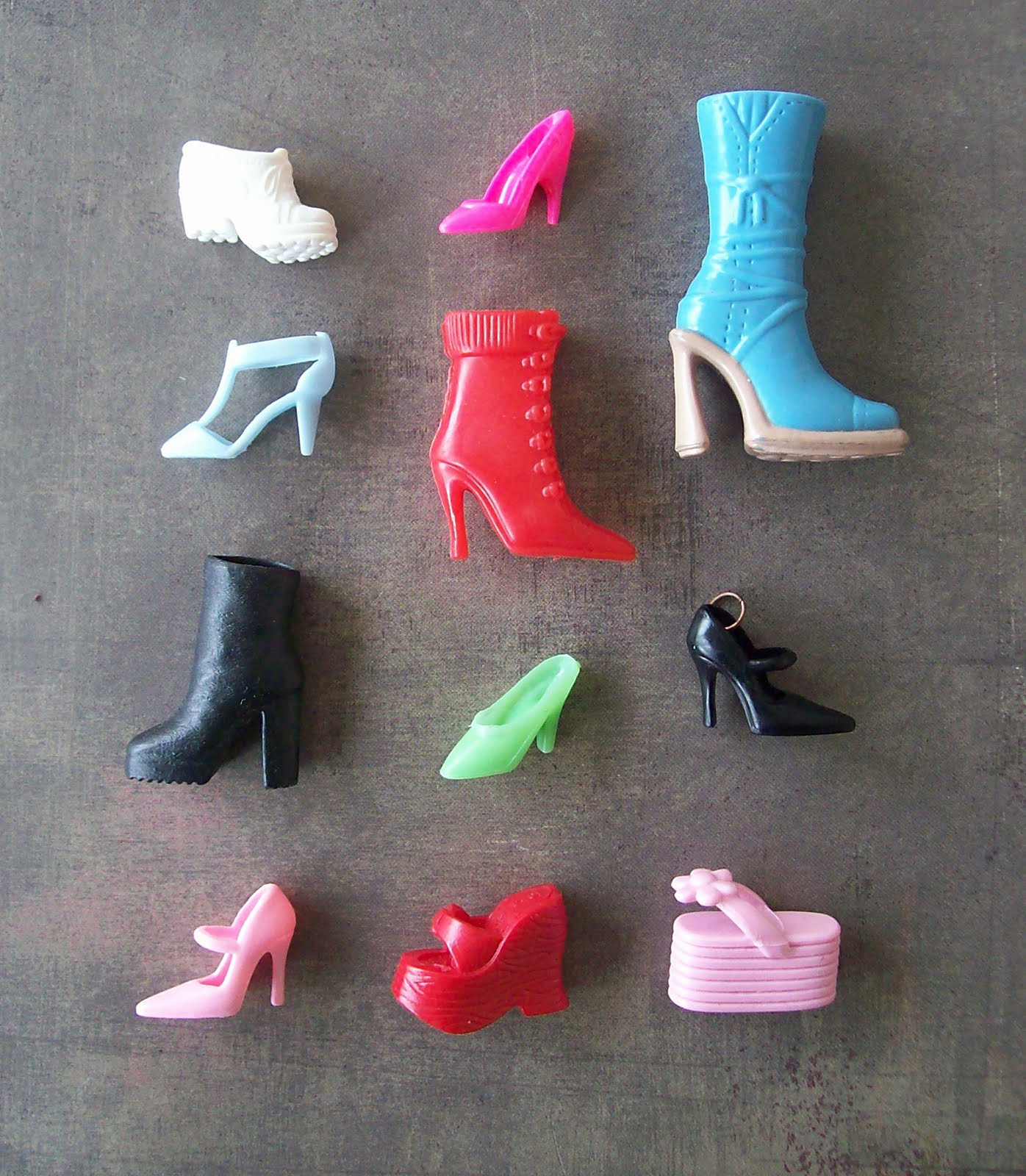 Как сделать туфли для Барби? 63
