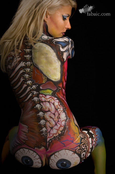 Face And Body Art International Convention